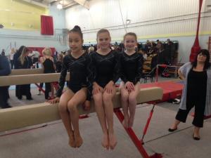 Jess, Ashleigh and Chloe